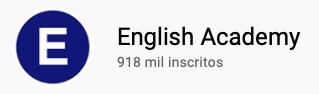 101 canais do YouTube para aprender inglês de graça English Academy
