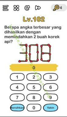Buatlah Angka Terbesar : buatlah, angka, terbesar, Kunci, Jawaban, Brain, Berapa, Angka, Terbesar