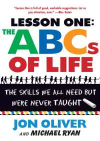 Lesson One: The ABCs of Life By Jon Oliver