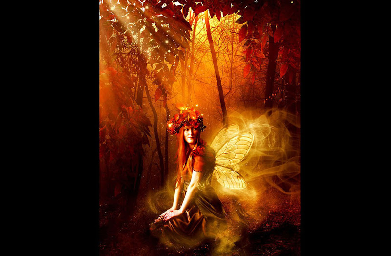 Cool Faery Lady, Fairies 4