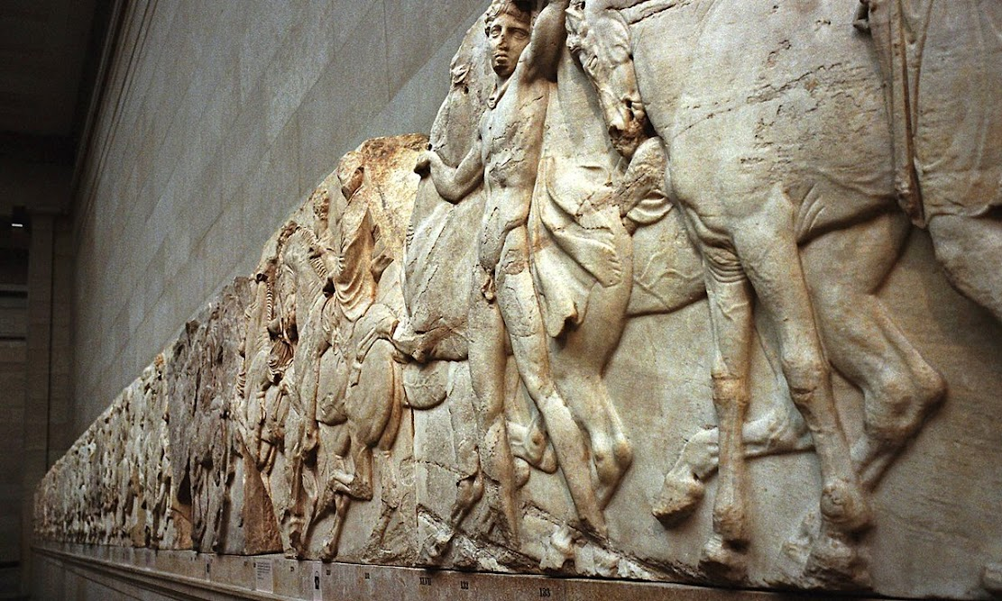 United Kingdom: Britain has kept the 'Elgin Marbles' for 200 years – now it's time to pass them on