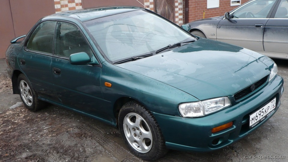 1998 subaru impreza rs specifications pictures prices rh cars specs com 2001 Subaru Impreza RS 1998 Subaru Impreza RS