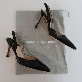 Manolo Blahnik Sling Backs