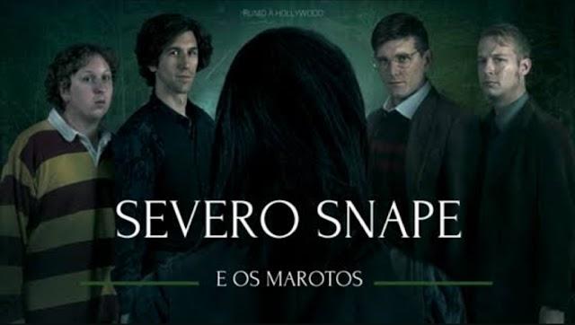 Severo Snape e os Marotos já Disponível em nosso canal do Telegram