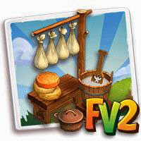 farmville 2 goat cheesery