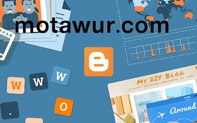 Blogger - مواقع لربح المال 2022