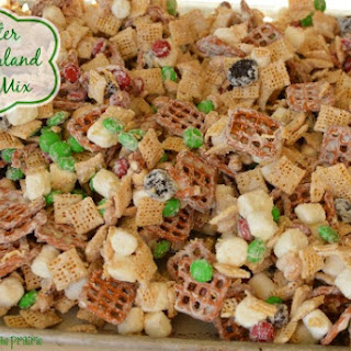 Winter Wonderland Chex Mix Recipe