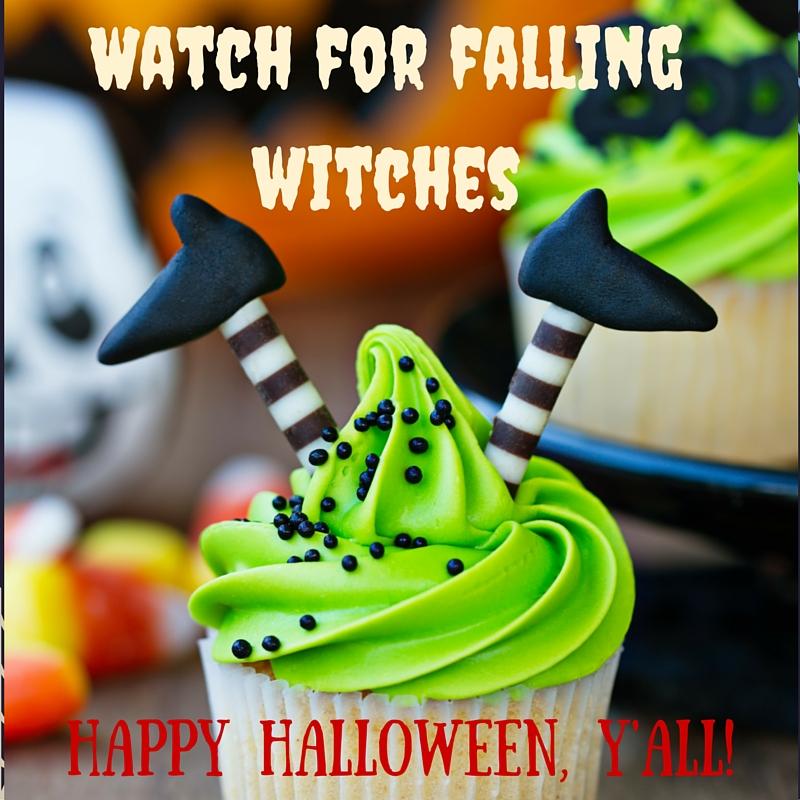 Happy Halloween y all