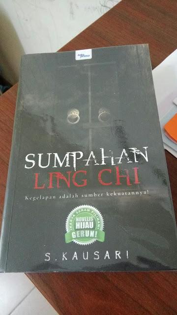 Sumpahan Ling Chi oleh Salleh Kausari