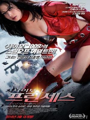 Phim Nữ điệp viên 009 - 009 No 1: The End Of The Beginning (2013)