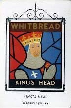 Photo: The Kings Head Wateringbury