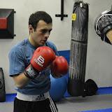 trénink box 2013