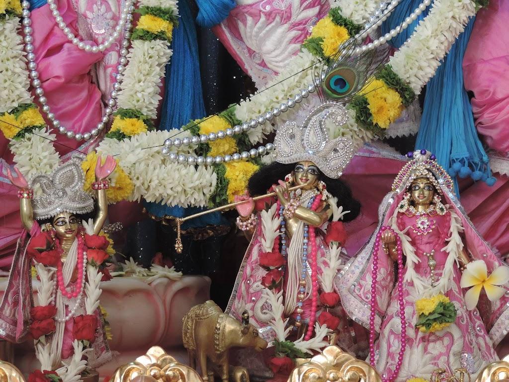 ISKCON Bangalore Deity Darshan 4 Jan 2016  (6)