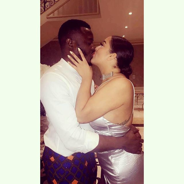 MC Galaxy Shares Photo Of His New Girlfriend On IG And She's Pretty