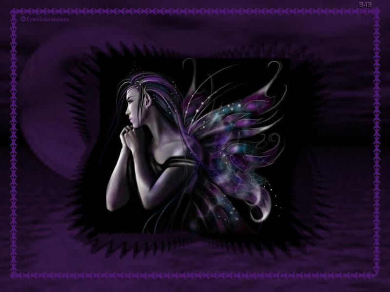 Fairy Of Darkness, Fairies Girls