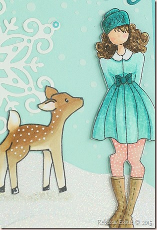 girl and deer tag2
