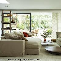 Bí kíp giúp phòng khách thiết kế mở lôi cuốn hơn - Thi công trang trí nội thất đẹp
