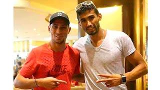 Makhloufi : «J'aurais aimé être décoré par l'Etat comme c'était le cas de Zidane»