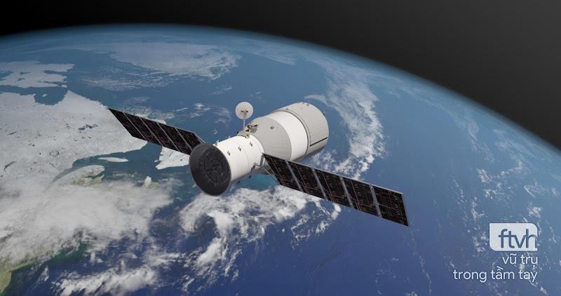 Trạm Không gian Thiên Cung 1 của Trung Quốc