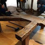torture chamber in The Hague in Den Haag, Zuid Holland, Netherlands