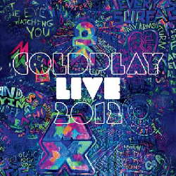 CD Coldplay - Live 2012 (Torrent) download