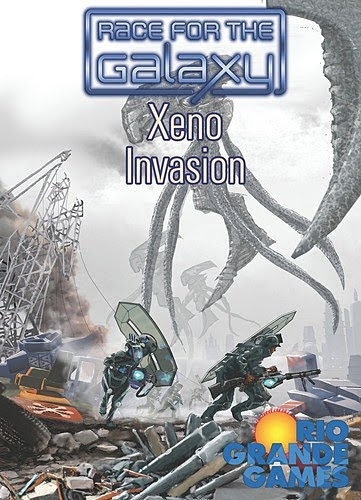 Race for the Galaxy – Xeno Invasion