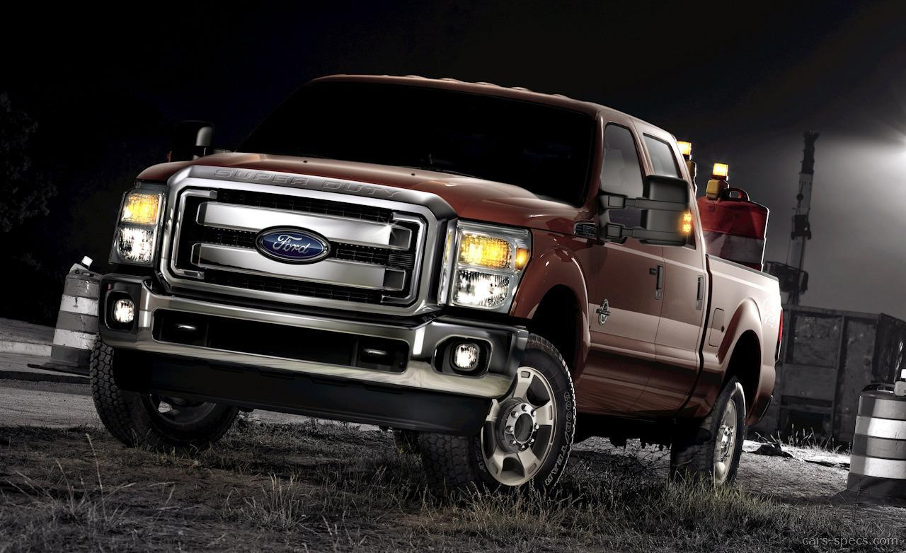 2010 Ford F-350 Super Duty SuperCab Specifications, Pictures, Prices