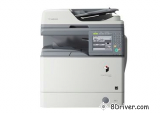 download Canon iR1740i printer's driver