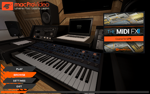 Download MIDI FX Course for Logic Pro by mPV For PC Windows and Mac apk screenshot 1