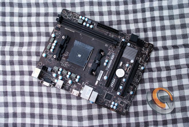 Mainboard MSI A68HM-E33, thay thế và tiên tiến hơn chipset AMD A58 - 75398