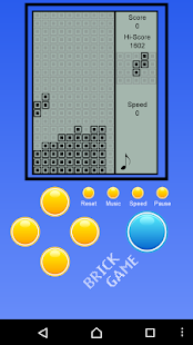 play Brick Classic - Brick Game on pc & mac