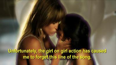 Josslyn DeCrosta  and Christina Corigliano, Lesbian Kiss Devolved Watch Online lesbian media