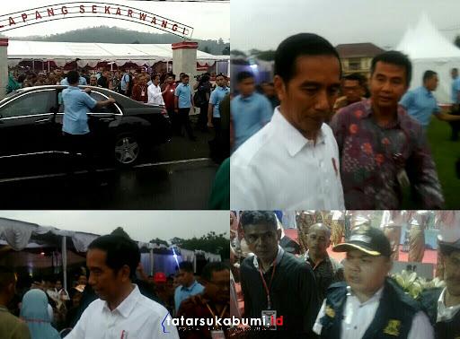 Jokowi Bagi Sertifikat Tanah di Cibadak, Kepala Desa Cijalingan Ungkapkan Hal Ini
