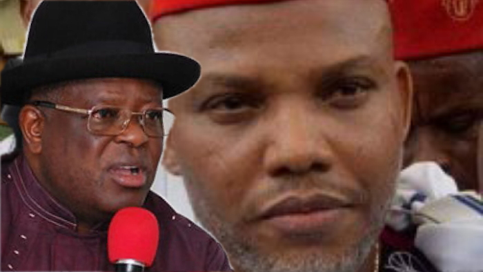 Breaking: Just After EU Invitation to Nnamdi Kanu, South-East govs begs IPOB For dialogue