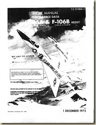 Convair F-106A and B Performance Manual_01