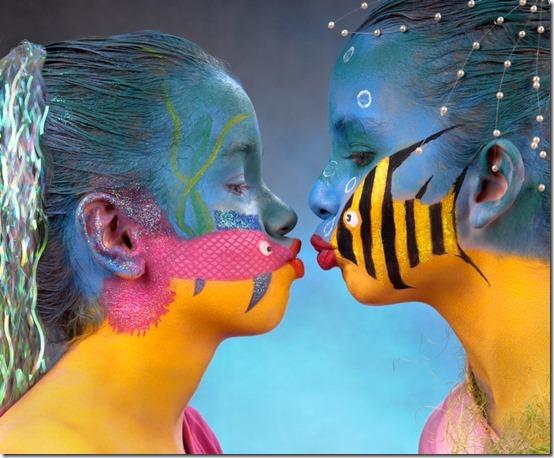 maquillajes infantiles de  blog bestphoto jpg (6)