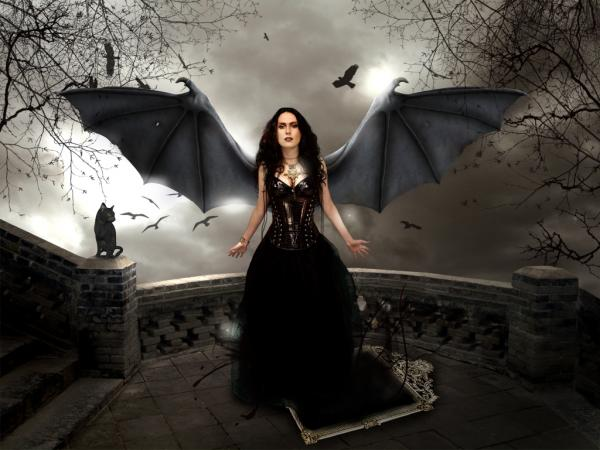 Dark Vampire Angel, Vampire Girls 2