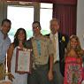Eagle Scout: Justin J. Buhrig, Mahopac Falls Troop 271