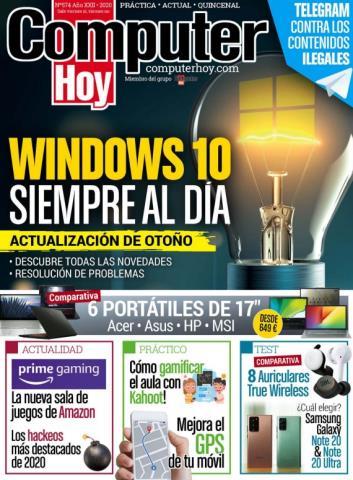 Computer Hoy Nº 574 - Windows 10 siempre al día