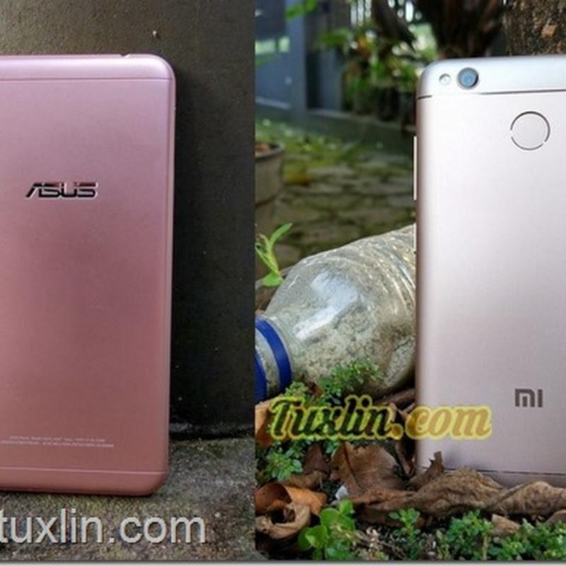 Duel Kamera Xiaomi Redmi 4X vs Asus Zenfone Live ZB501KL