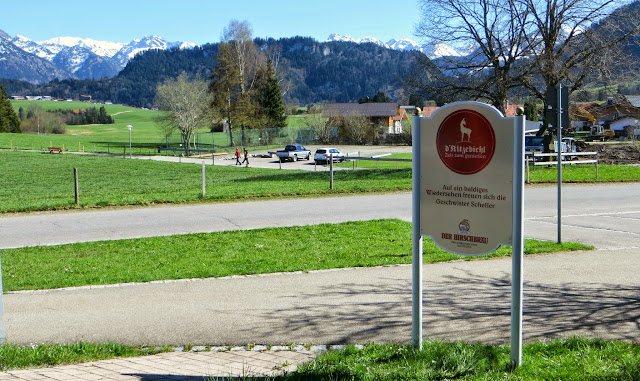 Kurpark Bolsterlang Allgäu