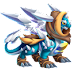 Dragón Explorador del Hielo | Icetrek Dragon