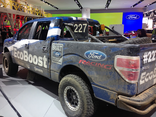 Ford Events at the 2014 NAIAS - 16