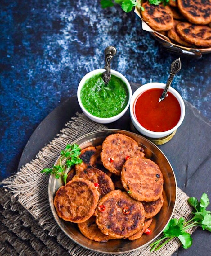Soya Chunks Tikki/ Soya Chunks Cutlet Recipe | Breakfast Care