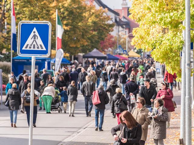 verkaufsoffener Sonntag in Müllheim