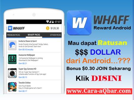 Cara Mendapatkan $10 Perhari Dengan Aplikasi Android