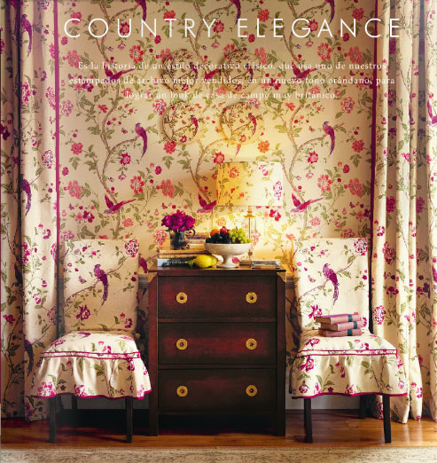 Decoracion country