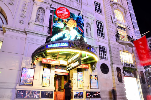 39 Steps. London Musicals You Didn't Know You Wanted To See