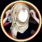 hijab Selfie icon