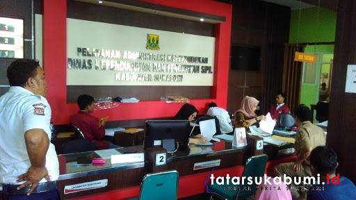 Disdukcapil Kabupaten Sukabumi, 99 Persen Adminduk Warga Sukabumi Telah Terlayani